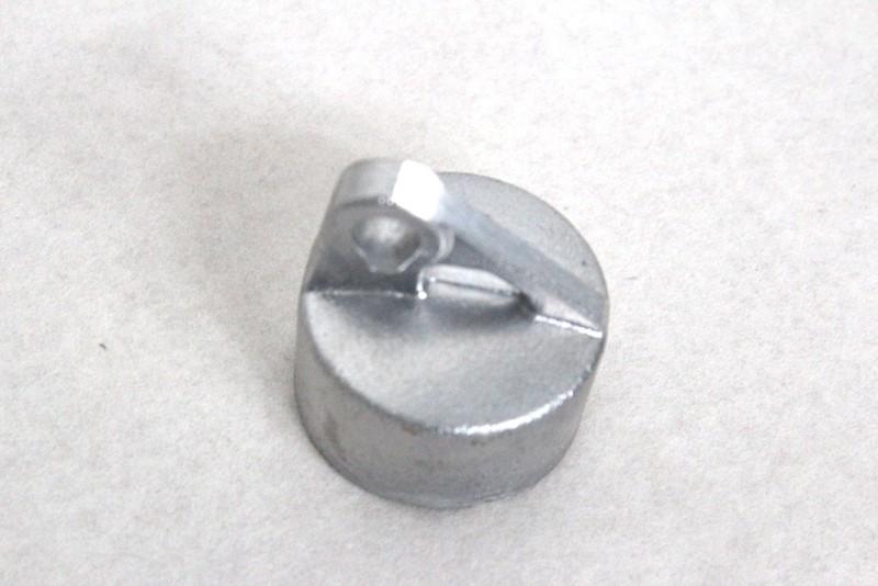 Hof- & Viehtechnik-Weidezäune & -Pfähle Hof- & Viehtechnik Strebenkappe grün 34 mm für Maschendrahtzaun
